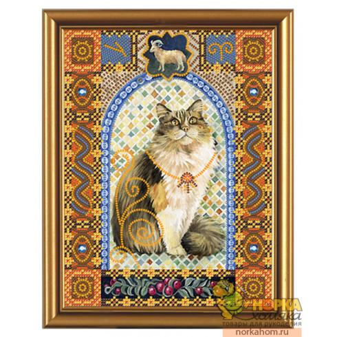 Кот из созвездия Овен