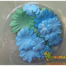 Набор бумажных цветов 8