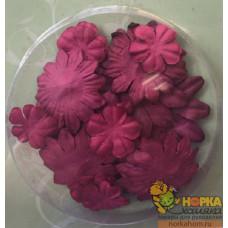 Набор бумажных цветов 9
