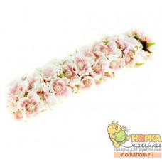 Цветки вишни (бледно-розовые)