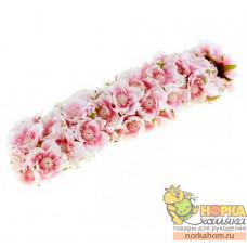 Цветки вишни (розовые)