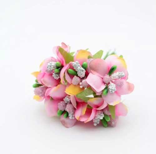 Букет лютиков (розовый)