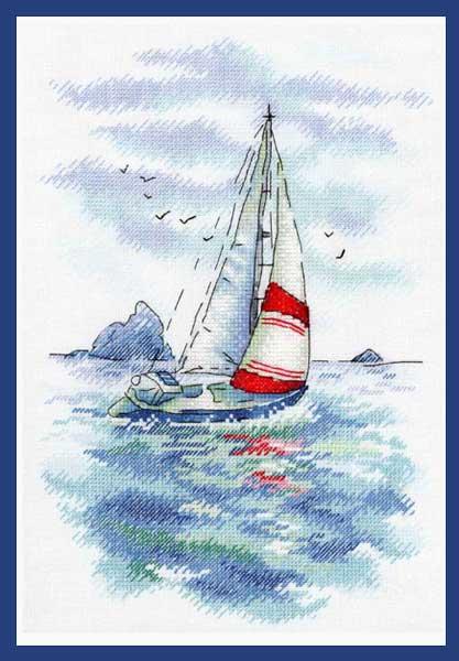 Морская регата