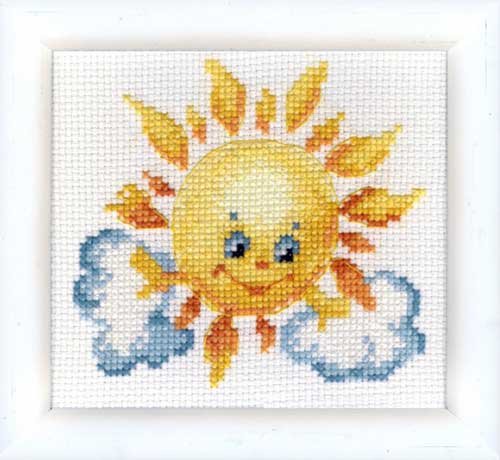 Ласковое солнышко