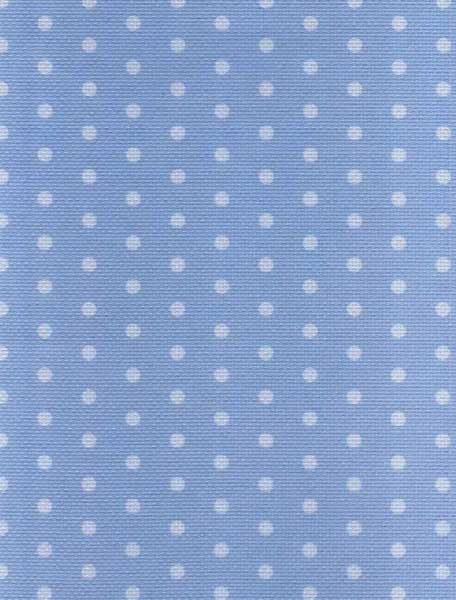 "Дизайнерская канва Аида 14 ""Белый горох на голубом"" (21 х 30)"
