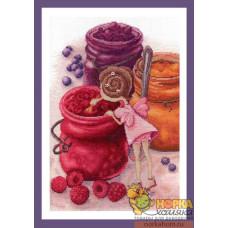 Фея ягодного варенья
