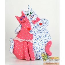 """Набор для создания игрушки """"Коты-неразлучники"""""""