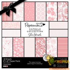 "Набор бумаги ""Parkstone Pink"""