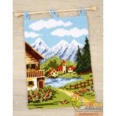 Деревня в Альпах