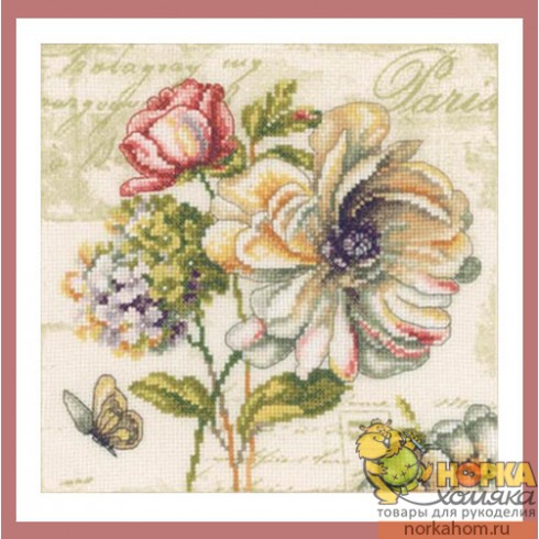 Marché de Fleurs II