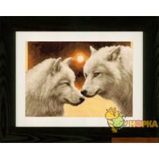 Волки в полнолуние