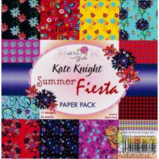 "Бумага для открыток ""Summer Fiesta"""