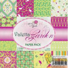 "Бумага для открыток ""Valetta Garden"""