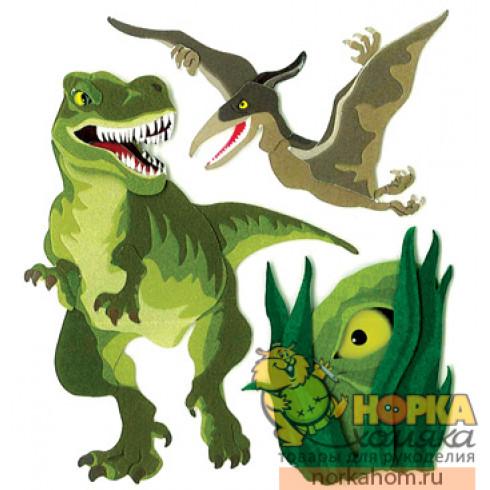 """Стикеры """"Dinosaurs"""""""