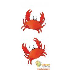 """Стикеры """"Crabs"""""""