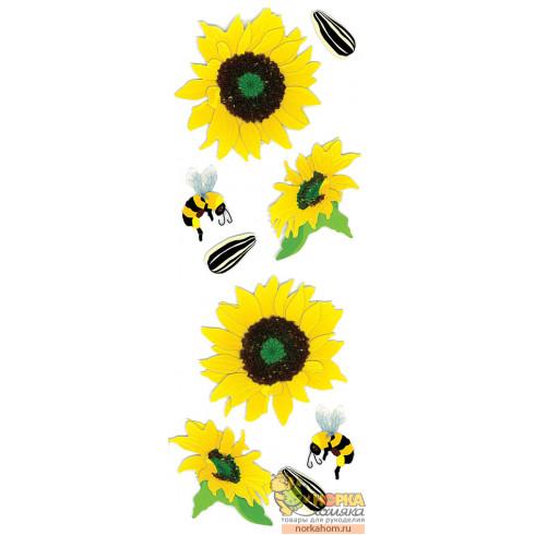 """Стикеры """"Sunflowers"""""""