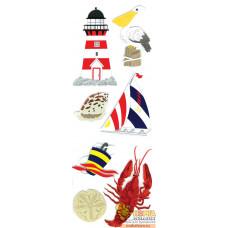 "Стикеры ""Nautical Icons"""