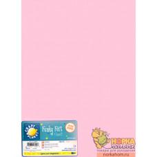 Листовой войлок (розовый)