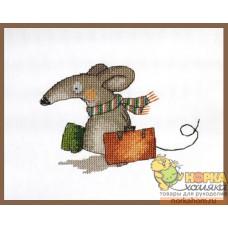 Мышонок-путешественник