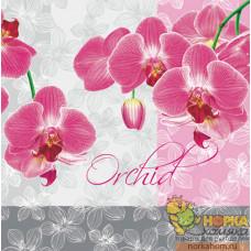 """Салфетка для декупажа """"Орхидея"""""""