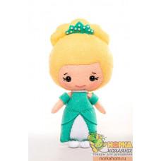"""Набор для создания куклы """"Принцесса"""""""
