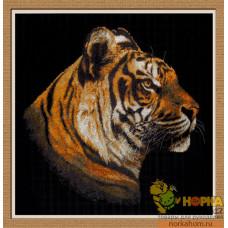Профиль тигра