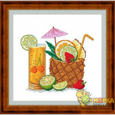 Тропический коктейль