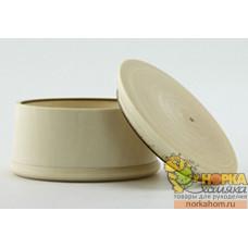 Шкатулка круглая (100 х 55 мм)