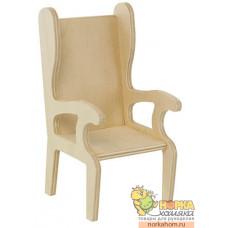 Заготовка-кресло (90 х 80 х 170 мм)