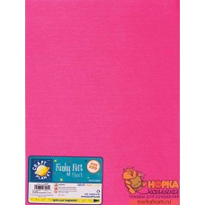 Листовой войлок (ярко-розовый)