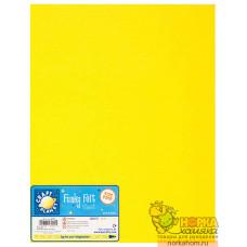 Листовой войлок (желтый)